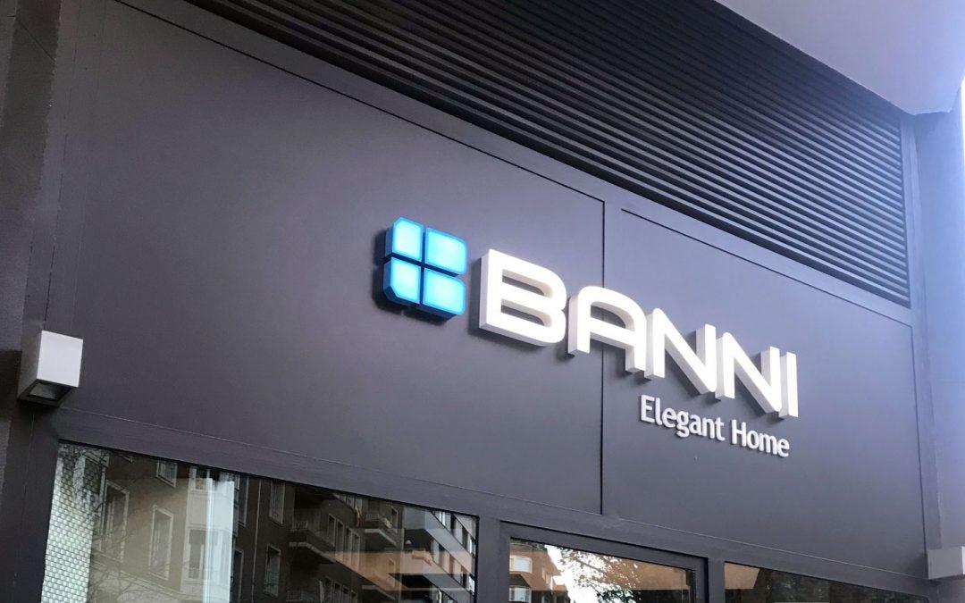 Rótulo Banni