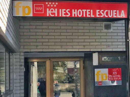 IES Hotel Escuela de la CAM