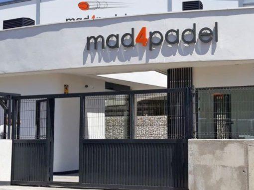 Mad4padel